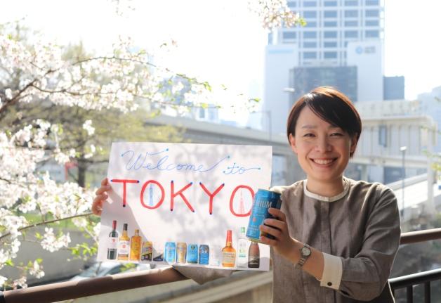ようこそ東京へ!担当者がサントリー流の東京の楽しみ方をご紹介します♪