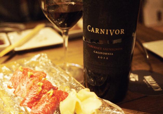 肉好きの方必見!肉専用の黒ワイン「カーニヴォ」と一緒に、肉料理を楽しもう♪