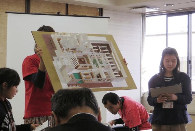 「(仮称)山田町子ども交流センター」のデザインが決定!発表会を実施しました