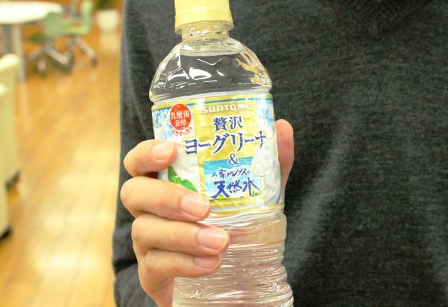 【東北担当者おすすめ】透明なのにヨーグルト味!?「南アルプスの天然水&ヨーグリーナ」4月14日新発売!