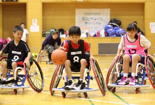 (募集は終了しました)8月17日に仙台市で「チャレンジド・スポーツ体験教室」実施♪「宮城マックス」や中西哲生さんなどゲストも