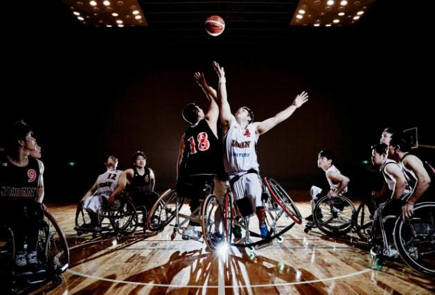 サントリーが日本の車椅子バスケットボールのオフィシャルパートナーに!