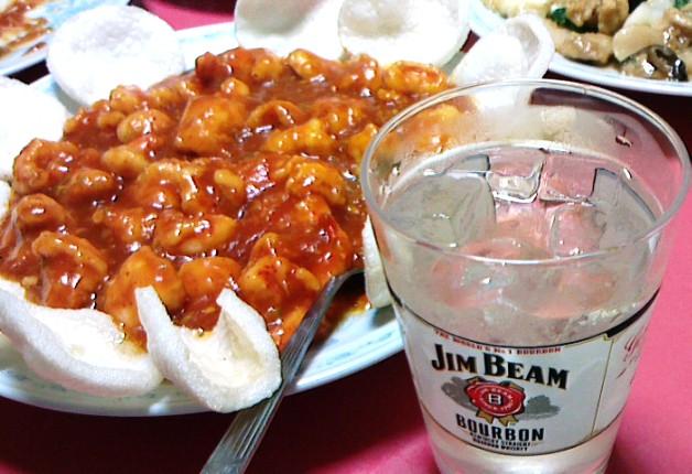 【塩釜エリアの担当者イチオシ】地元で長年愛される中華料理店「知味飯店」で「ジムビームハイボール」をどうぞ♪