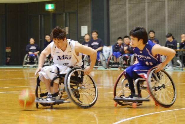 活躍する藤井選手