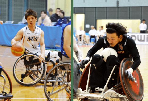 奨励金対象者の藤井選手と庄子選手