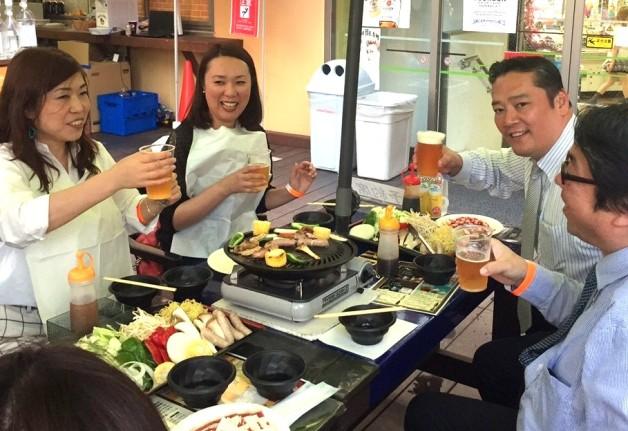 (終了しました)【仙台駅前ビアガーデン】「プレモル」が楽しめる「イービーンズ 杜のガーデンテラス」で夏を満喫しよう!