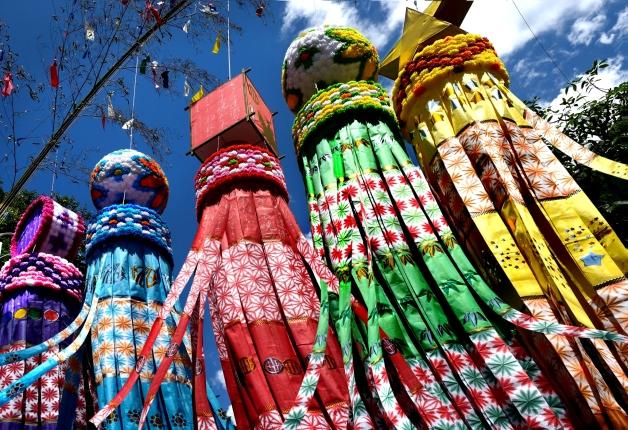 (終了しました)【8月6日~8日開催】夏の伝統行事「仙台七夕まつり」は「ザ・プレミアム・モルツ〈香るエール〉」で乾杯!