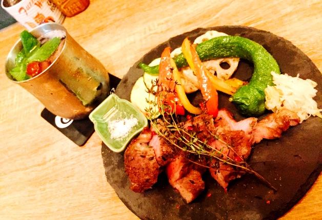 【仙台・榴ヶ岡駅】ラム肉やピザとワインで乾杯♪隠れ家レストラン「ルイーダのワイン食堂」