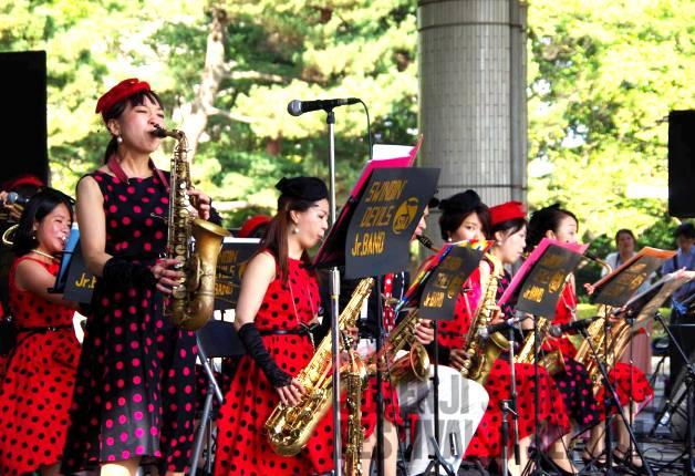 (終了しました)「定禅寺ストリートジャズフェスティバルin仙台」開催!9月9日・10日は「ビームハイボール」とジャズを楽しもう