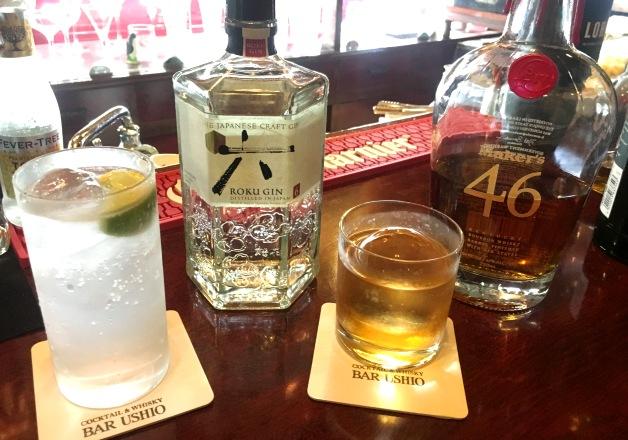 【秋田市・南大通のバー】ジャズを聴きながら気軽にお酒を楽しめる「Bar USHIO」