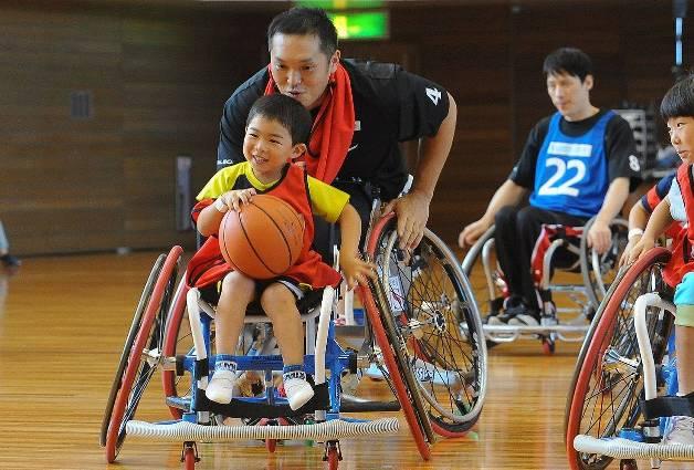 【レポート】9月18日福島市で「サントリーチャレンジド・スポーツ体験教室」を開催しました!