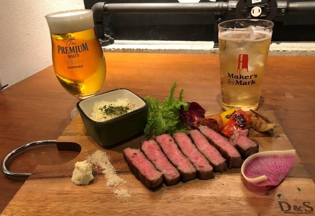 【秋田ガーデンテラス】秋田名産のブランド牛を堪能できる『KAWABATA Meat Kitchen』