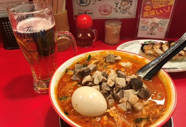 【仙台駅近くにオープン】〆にもぴったり!辛さが選べるラーメンが話題の「すみたに 仙台駅分店」