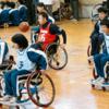 「宮城マックス」のメンバーも参加!宮城県名取市で車椅子バスケの体験会を実施しました