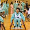 パラリンピアン・上村選手、増子選手も参加!福島県南相馬市で車椅子バスケ体験会を実施しました
