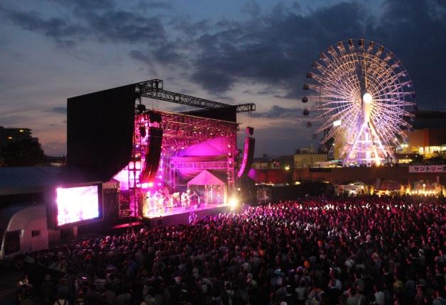 (終了しました)【9月30日・10月1日開催】静岡発のロックフェス「フジソニック」&「マグロック」で「ザ・プレミアム・モルツ」を味わおう♪