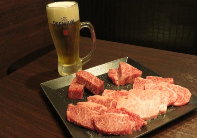"""富山の農場直営「焼肉&BAR グリエTANIGUCHI 富山駅前店」で""""神泡""""の「プレモル」を楽しもう♪"""