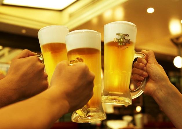 (終了しました)夏はビールで乾杯!サントリー社員おすすめ 東海・北陸エリア ビアガーデン情報♪