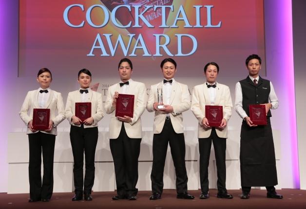 【カクテルアワード 2014】石川で活躍するバーテンダー山本さんのカクテルが「スピリッツ部門 優秀賞」に選ばれました!