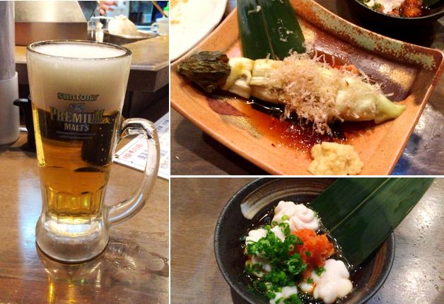 【名古屋の超達人店】旬の食材を使った天ぷらや、鮮度抜群の海鮮料理が堪能できる「立呑み 魚椿」