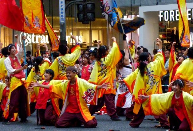 【イベント実施報告】名古屋の夏を締めくくる「にっぽんど真ん中祭り2015」今年も大盛り上がりのうちに終了!