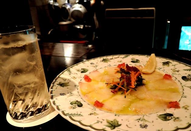 【「知多 風香るハイボール」が飲めるお店】落ち着いた雰囲気でお料理も絶品!「バーダイニング・ルシール(BAR DINING Le Ciel)」