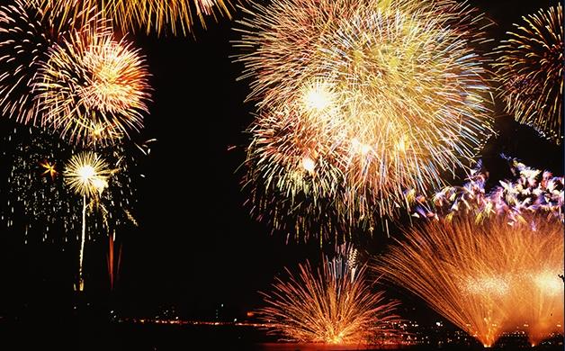 (募集受付は終了しました)【「金麦特等席」プレゼント!」抽選で合計400名様を愛知・岐阜・静岡・金沢4つの花火大会へご招待♪