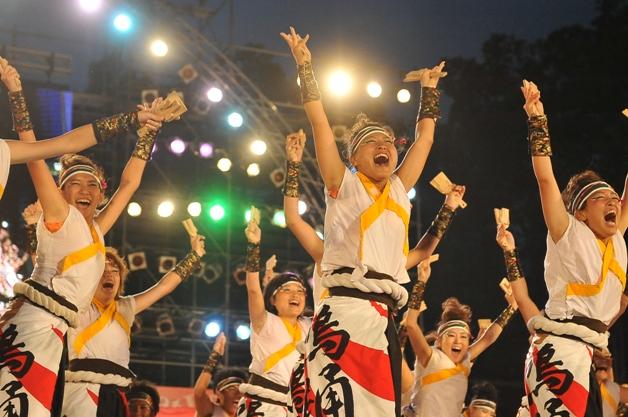(終了しました)【8月26日から開催】名古屋の夏「にっぽんど真ん中祭り」!おいしいグルメと「プレモル」で盛り上がろう♪