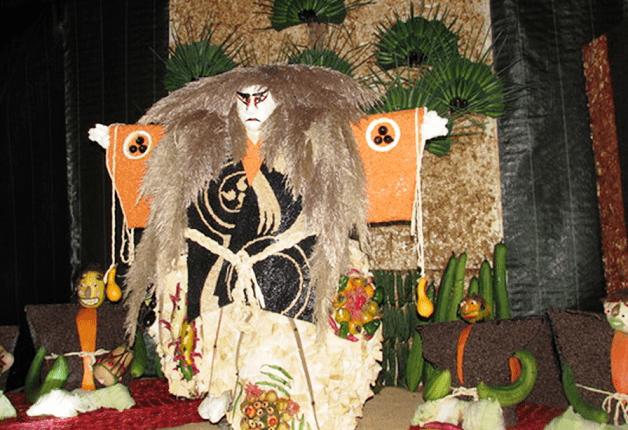 野菜を使った芸術作品!?富山・高岡市の珍しいお祭り、福岡町「つくりもんまつり」に行ってきました♪