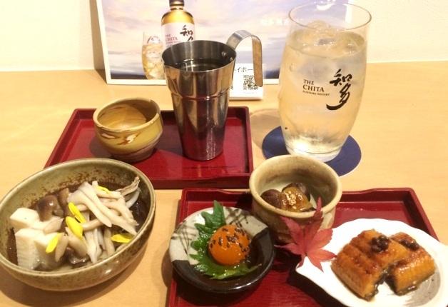 「知多」のお燗で温まりませんか?名鉄名古屋駅前「知多 風香るBAR」で冬のメニュー展開中