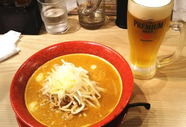 【担当者おすすめ】北名古屋でこだわりの北海道味噌ラーメンを食べるなら!「みそ吟九之坪店」