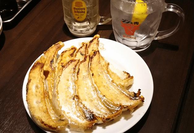 【担当者おすすめ】名古屋JRゲートタワー内、ジューシーなジャンボ餃子で乾杯!「銀座天龍」名古屋店