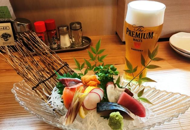【プレミアム超達人店】魚好きにも肉好きにも♪旬の味を「神泡。」の「プレモル」と一緒に愉しめる「旬魚菜plus伊賀牛~悠~」(三重・四日市)