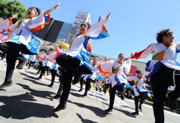 名古屋がアツく燃える「第21回 にっぽんど真ん中祭り」開催!大注目の参加チームをご紹介します♪(vol.1)