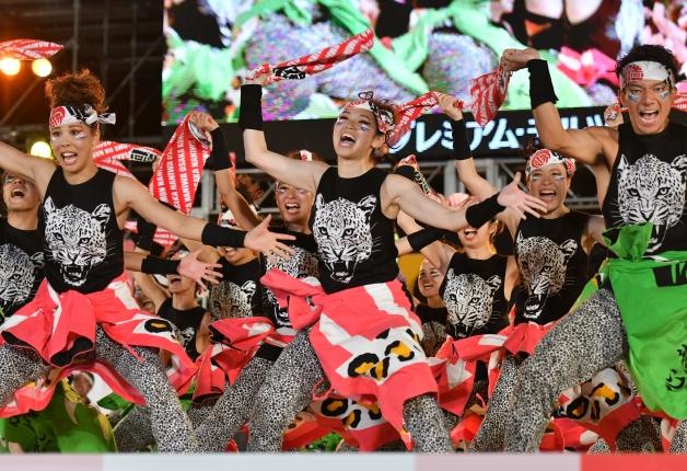 名古屋がアツく燃える「第21回 にっぽんど真ん中祭り」開催!大注目の参加チームをご紹介します♪(vol.4)