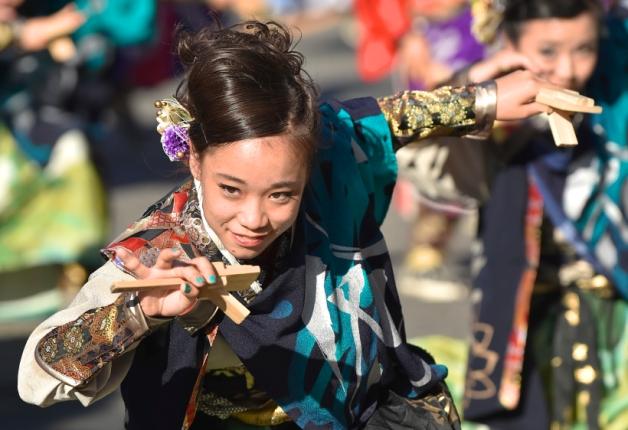 名古屋がアツく燃える「第21回 にっぽんど真ん中祭り」開催!大注目の参加チームをご紹介します♪(vol.5)