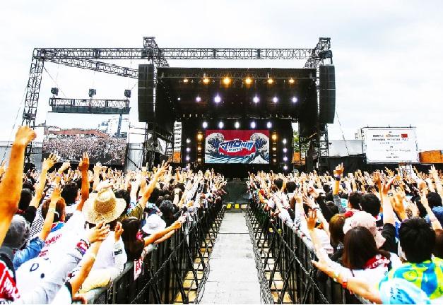 (終了しました)【10月5日・6日】静岡・清水のロックフェス「マグロック2019」開催!「プレモル」と一緒に秋フェスも盛り上がろう♪