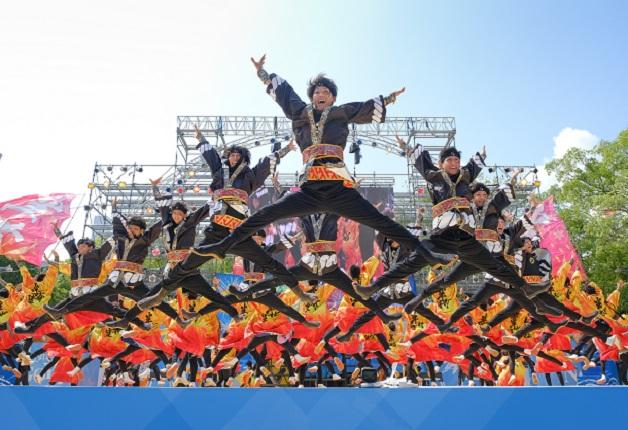 (終了しました)【8月28日~30日】名古屋の夏の風物詩「にっぽんど真ん中祭り」を今年はオンラインで開催!おうちで「ザ・プレミアム・モルツ」や「伊右衛門」を飲みながら盛り上がろう♪