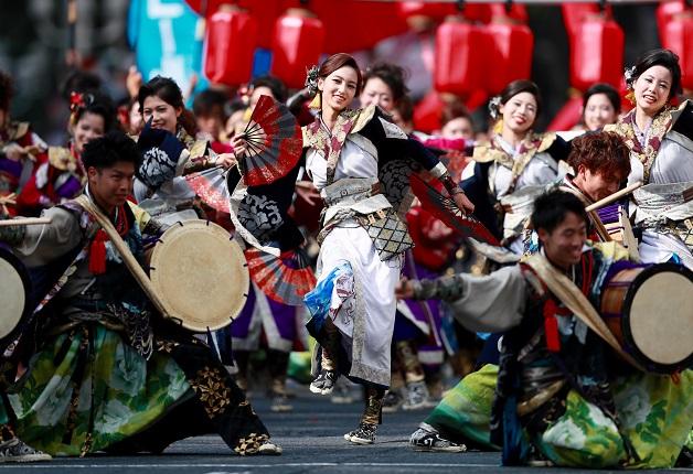 【8月26日~29日】今年もオンラインを主軸とした「テレどまつり」として開催決定!名古屋の夏の風物詩「第23回にっぽんど真ん中祭り」を「ザ・プレミアム・モルツ」や「伊右衛門」とともに愉しもう♪