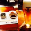 【名古屋の超達人店】「SHIROOBI」のシックな店内で「プレモル」とおいしい鉄板焼きを召し上がれ♪