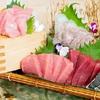 新鮮な魚介類を「ザ・プレミアム・モルツ」とともに堪能しよう♪マグロ問屋直営の「劇場居酒屋 海のダイア」(愛知・名古屋)