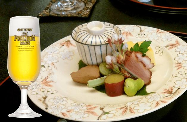 【名古屋に初出店♪】「プレモル」と本格的京料理がいただける「京都 つる家 名古屋マリオットアソシアホテル」