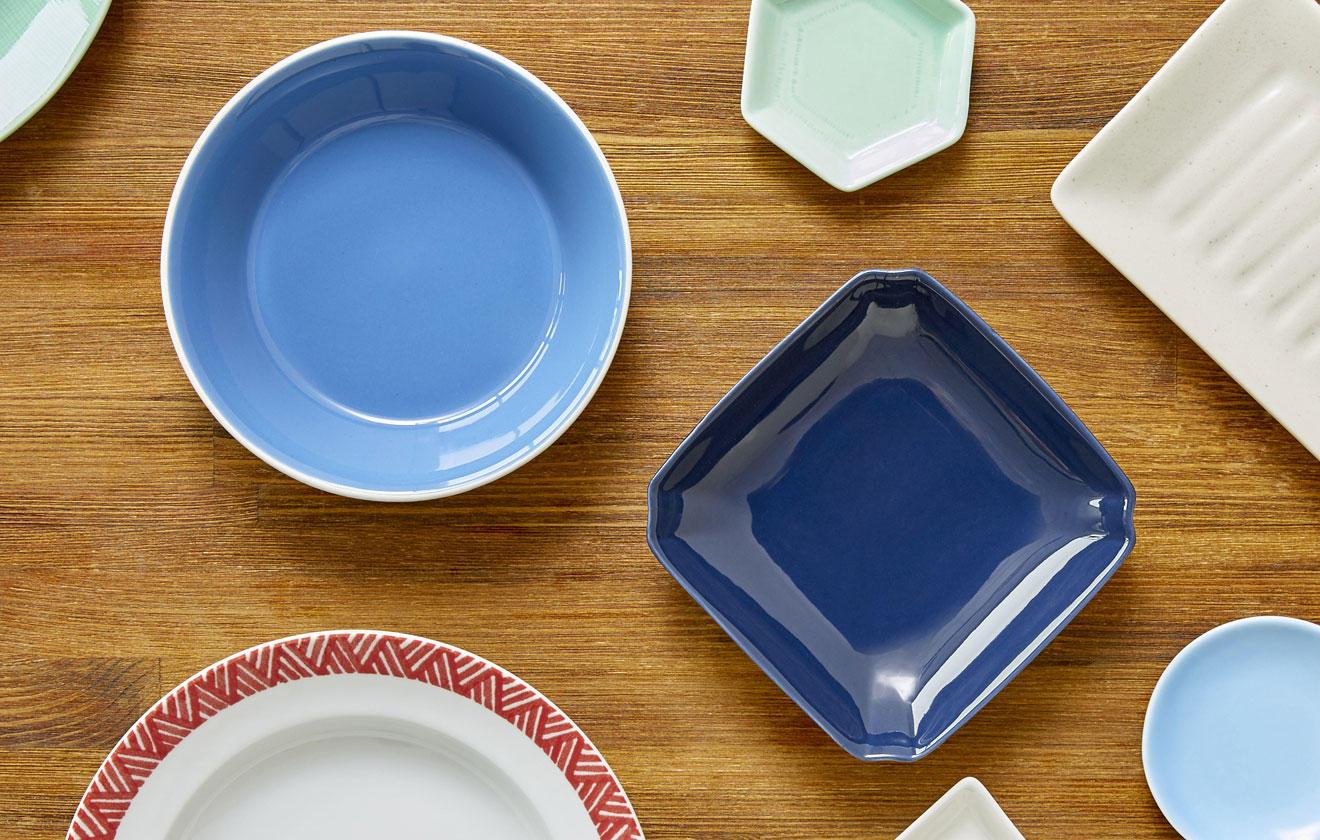 食卓の幸せを彩る 「あいあい皿」のヒミツ