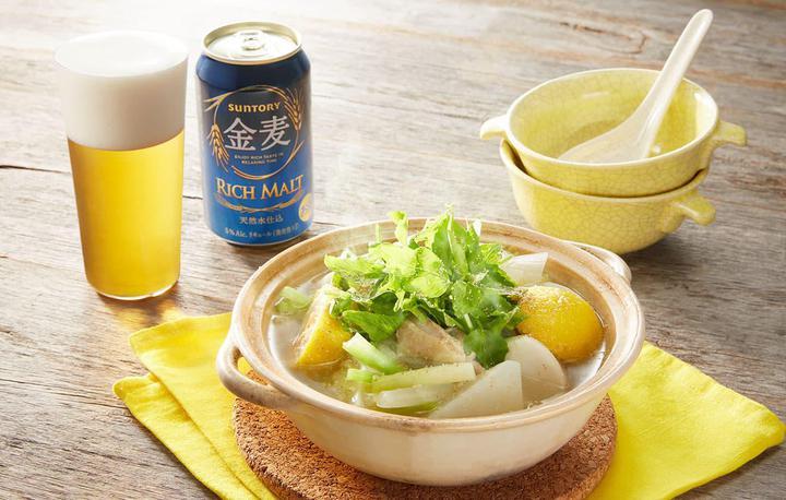 鶏塩柚子鍋