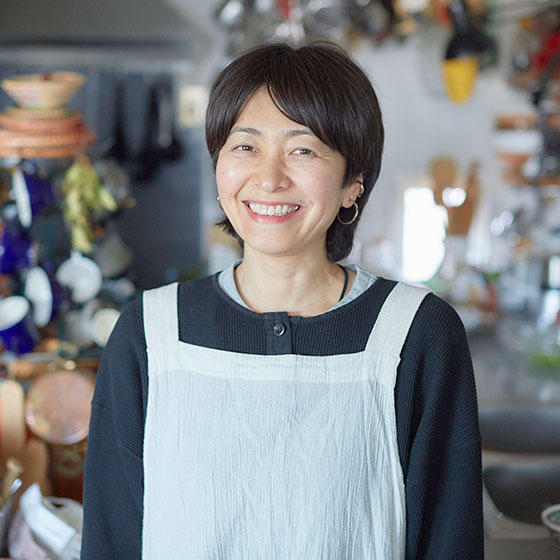 料理家 口尾麻美さんの写真