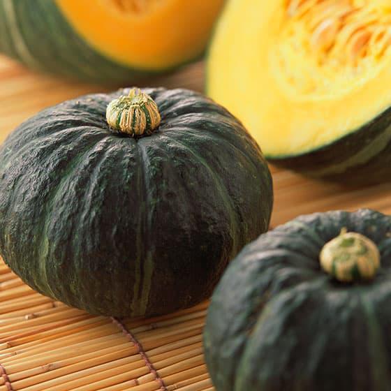 旬の食材・かぼちゃの写真