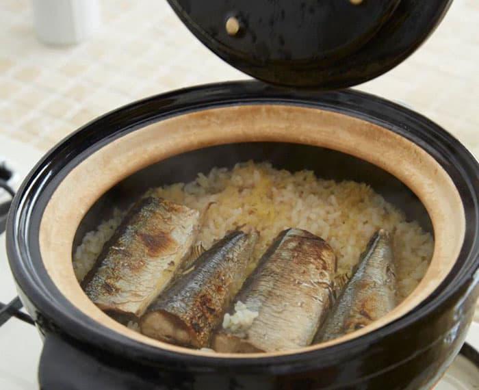 手順7 炊く(2)