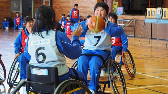 宮城県女川町での「第17回 アスリート・ビジット」に日本代表候補選手も参加