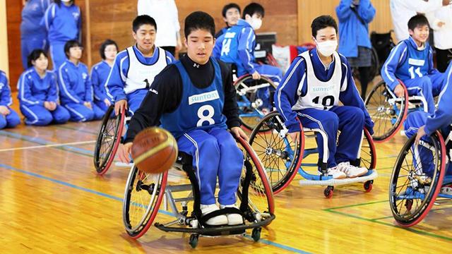 小山田選手も同級生にアドバイス!岩手県釜石市で「第15回 アスリート・ビジット」開催