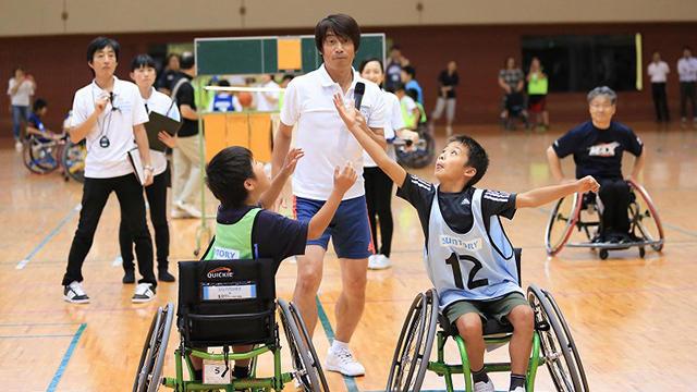 仙台市で「第3回 チャレンジド・スポーツ体験教室」開催、親子140名が参加!